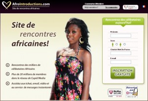 I rencontre Afrointroductions