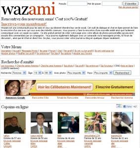 I rencontre Wazami