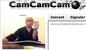 I rencontre Camcamcam