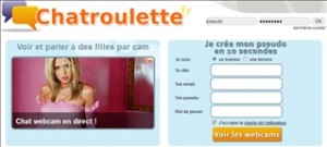 I rencontre Chatroulette